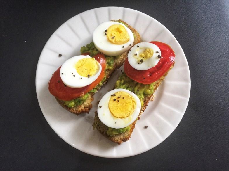 Keto Sandwich for Breakfast