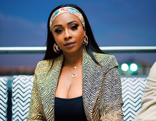 Boity Speaks Out About Calling Men Roaches