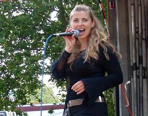 Sylvia Brandse Zangeres