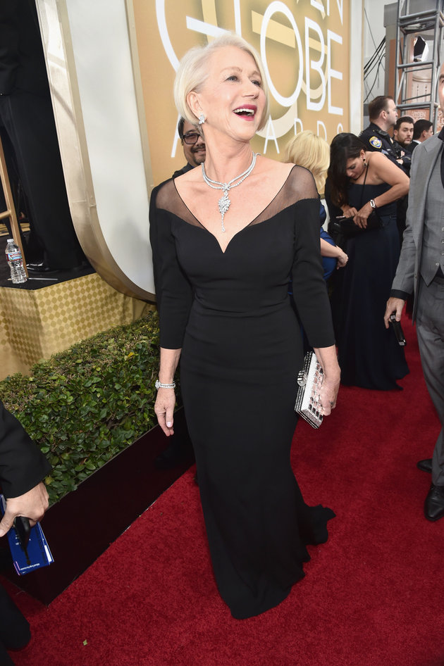 Golden Globes Fashion Top 10 Best Dressed Andnot So Best