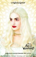White Queen poster