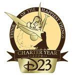 Disney's D23 Membership - look, it's Tink!