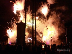 Illuminations: Reflections of Earth at the Mickey Mom's Club party
