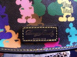 Dooney and Bourke tag