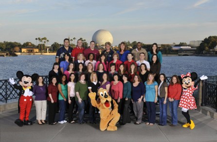 Walt Disney World Moms Panel