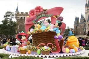 Tokyo Disneyland Easter Parade