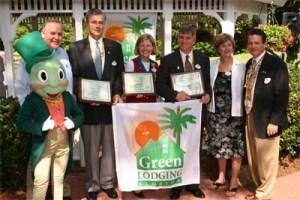 green lodging award
