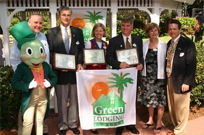 green lodging award