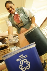 Disney recycling