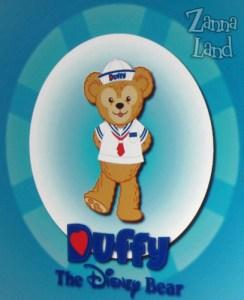 Duffy the Disney Bear passholder presentation