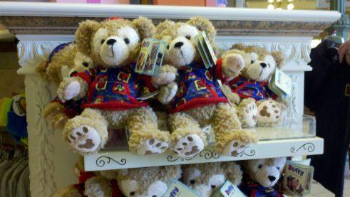 40th Anniversary Duffy bear