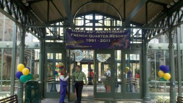 Disney's Port Orleans French Quarter 20th anniversary