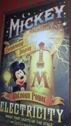 Mickey the Magnificent poster