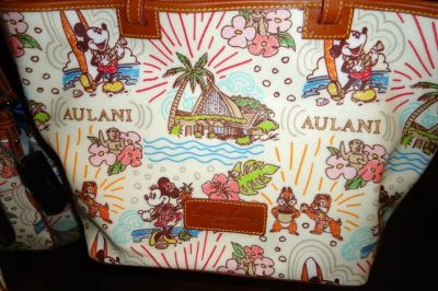 Aulani Disney Dooney & Bourke
