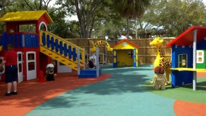 DUPLO play area