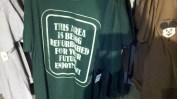 Refurbishment shirt
