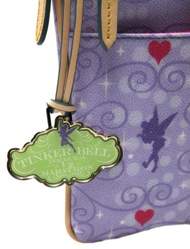 Dooney & Bourke Tinker Bell Half Marathon medallion