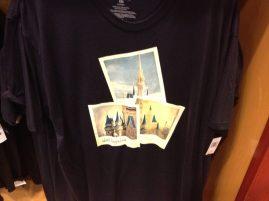 Castle photos t-shirt
