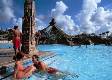 Disney's Coronado Springs pool