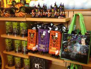 Disney Halloween Merchandise 2012
