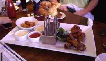 Appetizer Sampler Raglan Road