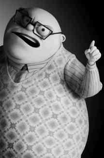 Mr. Burgermeister