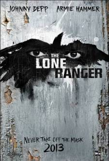The Lone Ranger official poster
