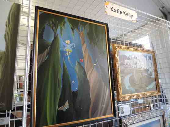 Katie Kelly's artwork for Festival of the Masters