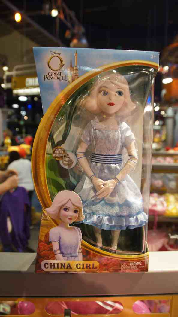 Disney Oz The great and powerful merchandise