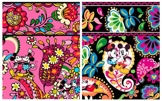 Vera Bradley Disney Prints