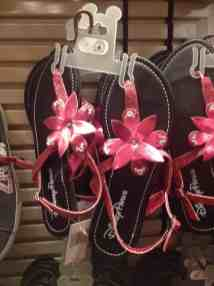 Mickey Mouse Pink Sandals