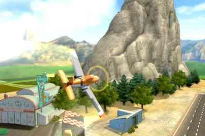 Planes video game screenshot