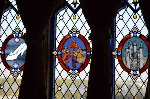 Cinderella Castle Suite Window