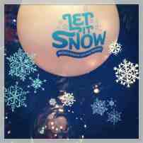 Nick Hotel Let It Snow Celebration