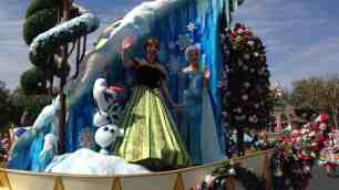 Festival of Fantasy Princess Garden Frozen