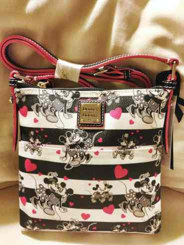 Mickey Minnie Sweethearts Dooney & Bourke