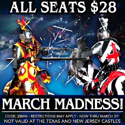 Medieval Times March Madness