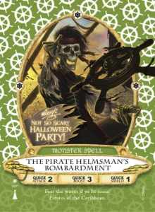Sorcerer's of the Magic Kingdom Halloween 2014