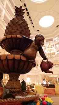 Grand Floridian Easter Egg Display 2015