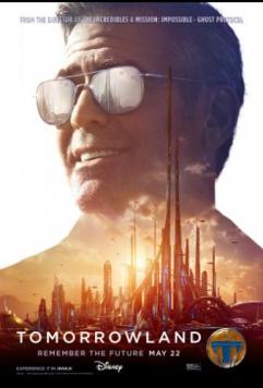 Tomorrowland Frank