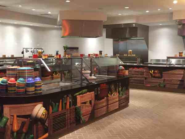 Legoland Hotel Bricks Buffet Restaurant