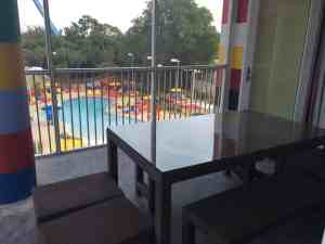 Legoland Hotel VIP Suite Balcony