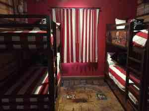 Legoland Hotel VIP Suite Bunk Beds