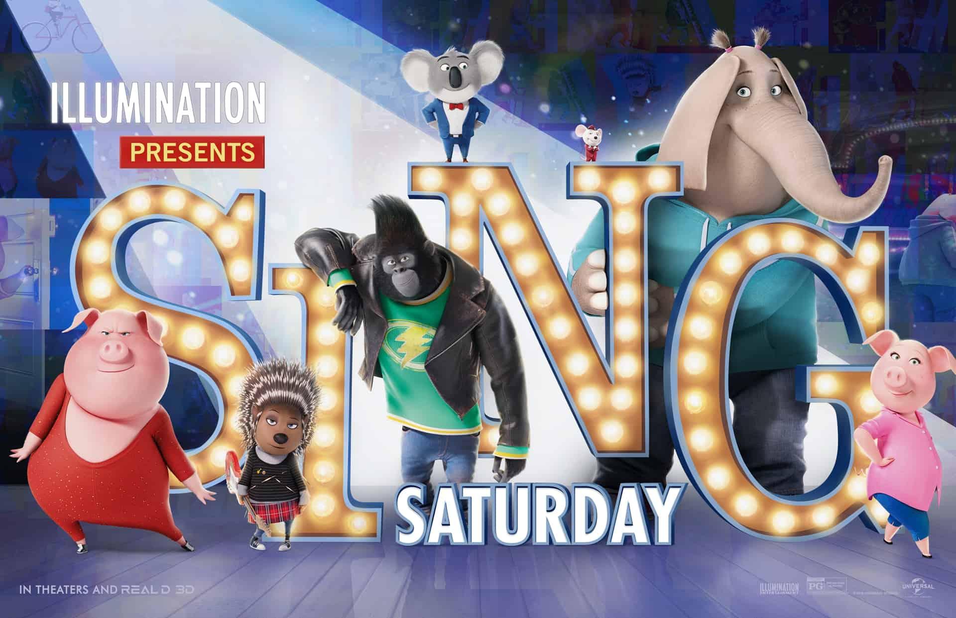 Sing Saturday