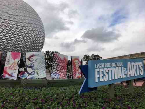 Epcot Festival of the Arts