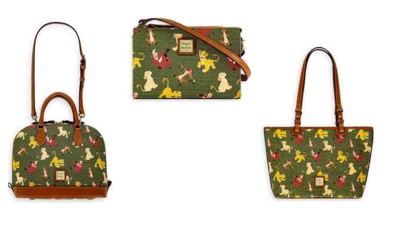Lion King Dooney and Bourke