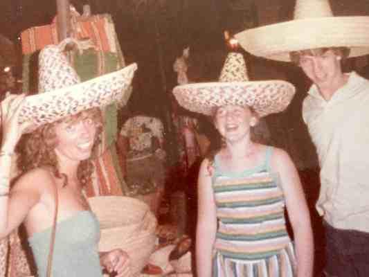 zanna Mexico EPCOT 1984