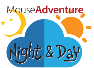 Mouse Adventure Night and Day