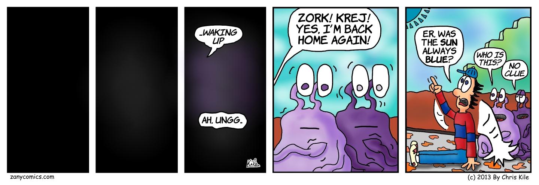 One Zany World