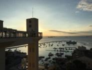 Elevador Lacerda Salvador na Bahia